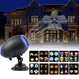 LITSPED 6W LED Projector Light Lamp Waterproof Halloween Lights Outdoor Christmas Light Projector Holiday Party Use