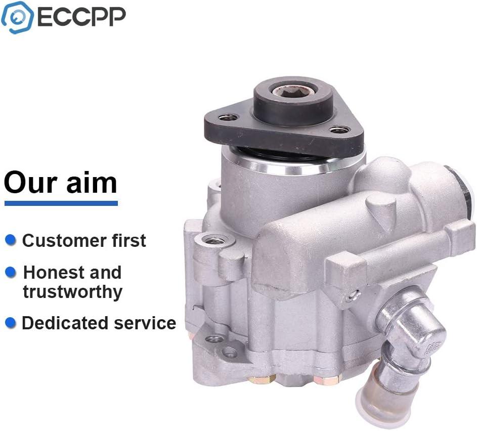 ECCPP 21-5065 Power Steering Pump Power Assist Pump Fit for 2000 BMW 323Ci 1999-2000 BMW 323i 2000 BMW 328Ci 2001 BMW 325Ci 2001 BMW 330i 2001 BMW 325i 1999-2000 BMW 328i