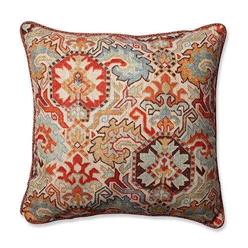 Pillow Perfect Madrid Persian Tweak Sedona Throw Pillow, 18