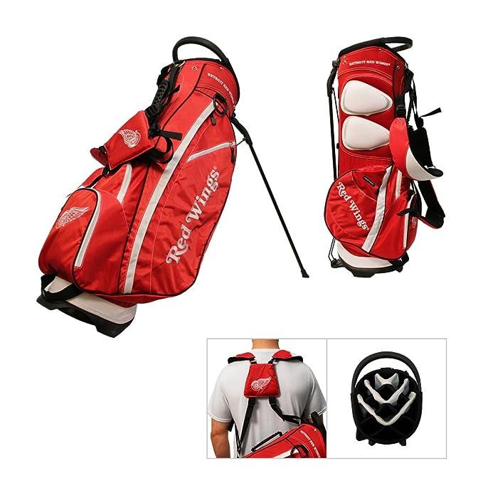 Amazon.com: Team Golf NHL Fairway - Bolsa para palos de golf ...