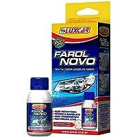 Restaurador de Farol Fosco e Amarelado - Farol Novo Luxcar