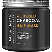Botanic Hearth Charcoal Hydrating & Restorative 8 fl oz Hair Mask