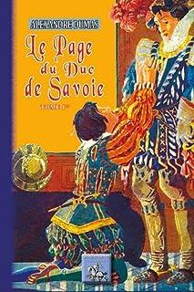 Le page du duc de Savoie 01