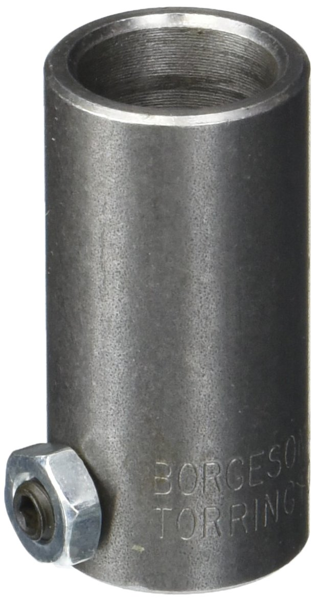 Borgeson (311800) Smooth Bore Steering Coupler, Steel