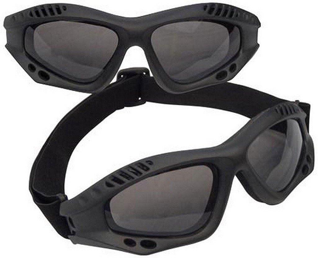 Amazon.com  Miltary goggles tactical goggles black  Shoes 82df6b75a6a