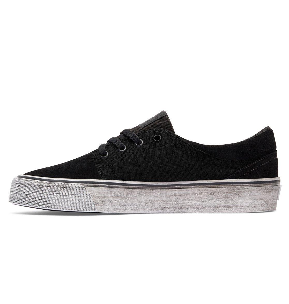 DC Women's Trase SE Skateboarding Shoe B01L3M2XDA 9.5 B(M) US|Black Acid