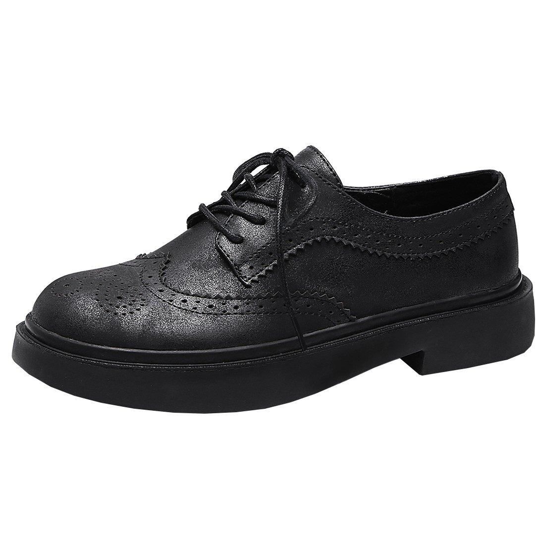 Artfaerie Chaussures Noir à Femme Lacets B0026ZPGA6 Femme Noir b46a892 - epictionpvp.space