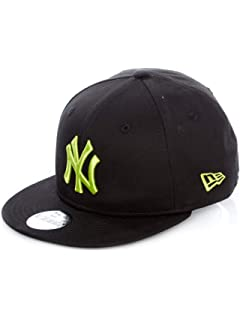 New Era Boys 940 All Black Snapback Kids Baseball Cap. £17.43 - £49.99 ·  9Fifty New York Yankees eb729e7221a7