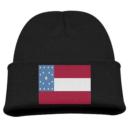 26fe081d780 Amazon.com  Snabeats California Flag Kid s Hats Winter Funny Soft ...