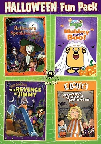 Kids Halloween 4-Pack by ANCHOR (Halloween 4 Movie Online)