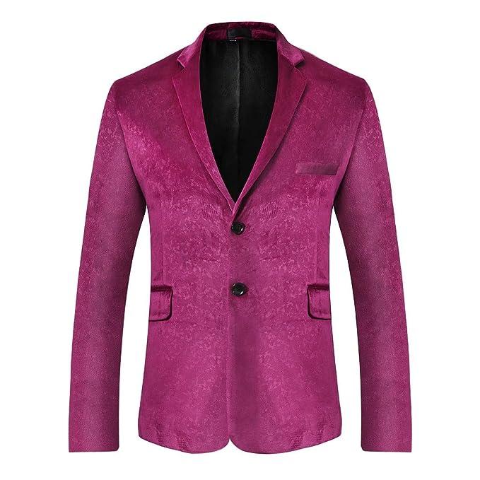ADOSSAC Chaqueta de Disfraz Blazer para Hombre y Mujer ...