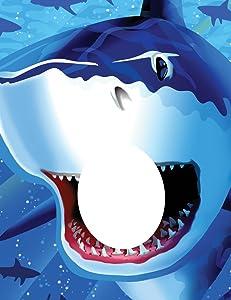 Photo Opportunity Poster, Shark Splash