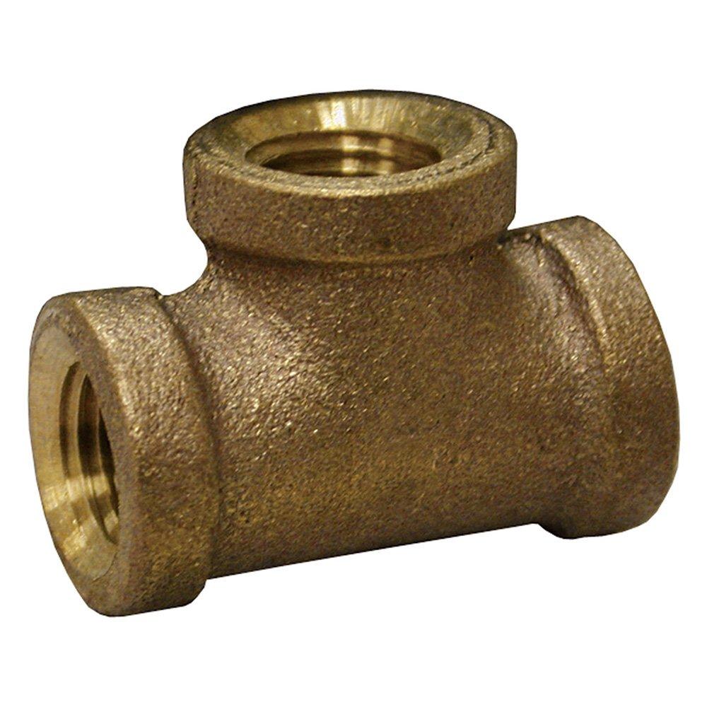 Jones Stephens Corp - 1-1/2 Bronze Tee (Lead Free)