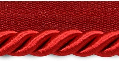 "Expo Hilda 3//8/"" Twisted Lip Cord Trim per yard"