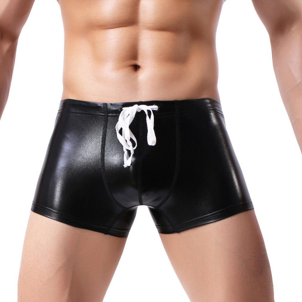 Men/'s Board Shorts Swimwear Swimming Boxers Briefs Trunks Underwear Beachwear