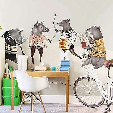 Ai Ya Bihua 3d Nature Papier Peint Photo Murale Personnalisé
