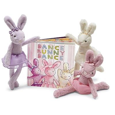 Jellycat Board Books, Dance Bunny Dance : Baby