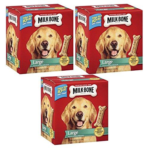 Dog Chews & Treats Milk-Bone Original Dog Biscuits - for Lar