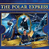 Masterpieces Polar Express Christmas Holiday Glitter Jigsaw Puzzle (500-Piece)