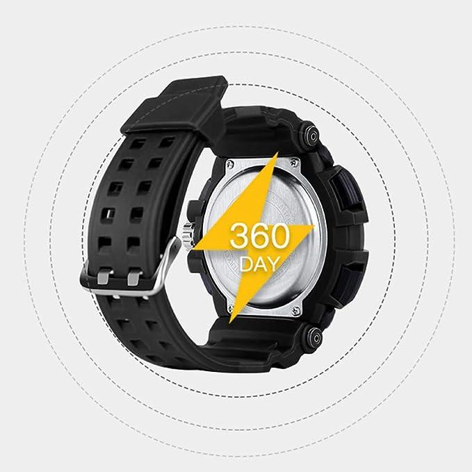 Amazon.com: Star_wuvi Sports Smart Watch Bluetooth ...