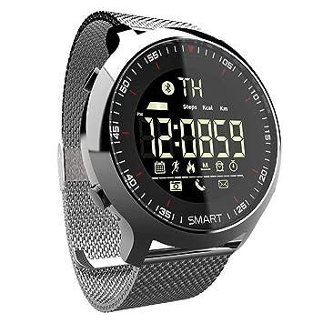 YZPZHSB Impermeable Profesional Reloj Inteligente Hombres Sport ...