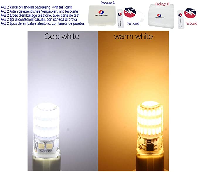 G9 led Corn lamp AC220V 3014 7w 9w 10w 12W 2835LED Crystal ...