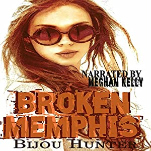 Broken Memphis Audiobook