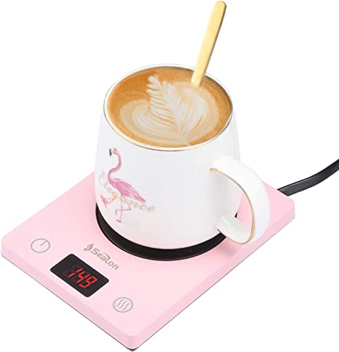 Mug Warmer Home Office Desk Use Electric Beverage Warmer