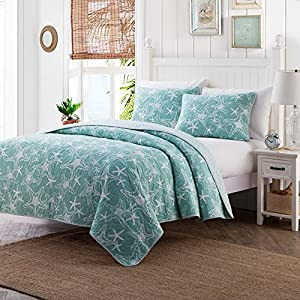 61GnB2zPWXL._SS300_ 50+ Starfish Bedding Sets and Starfish Quilt Sets