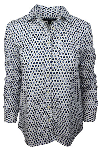 Tommy Hilfiger Womens Floral Cotton