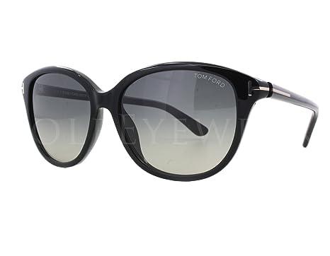 Tom Ford Karmen Sonnenbrille Schwarz 01B 57mm 6uJ1g4CiG