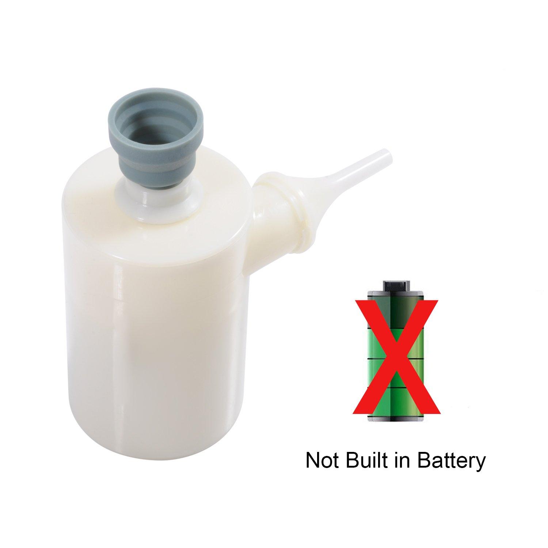 QUMOX Mini Air Pump Pompe à air gonflable gonflable gonfle / déflate rapidement (alimenté par un câble USB) pour les lits d'air Matelas Paddling Piscines Jouets Flotteurs ballons unknown