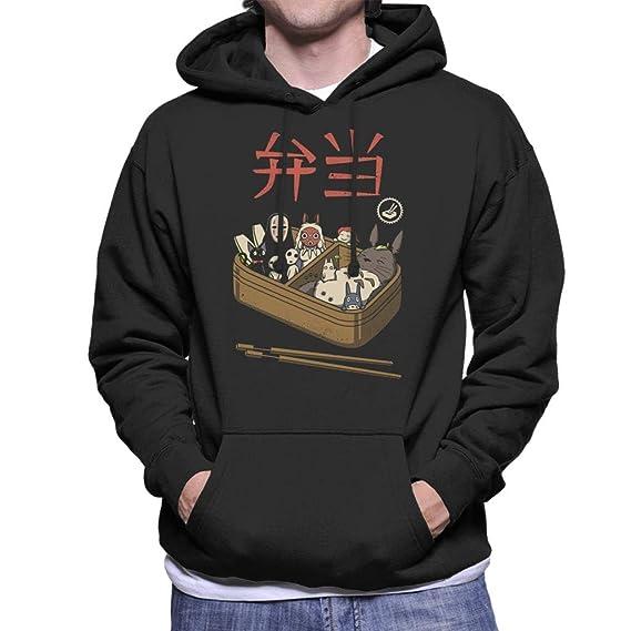 Cloud Studio Men's Bento Spirits Hooded Sweatshirt 7 Ghibli City dWoeQrxCB