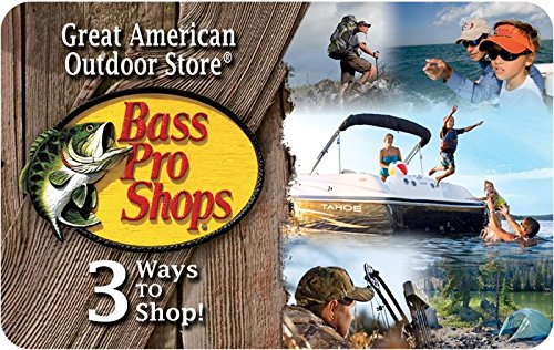 Amazon.com: Bass Pro Shops Gift Cards Configuration Asin - E-mail ...