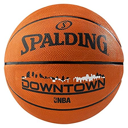 Spalding Ball NBA Downtown Outdoor Orange 7 3001506013017 SPAPO #Spalding