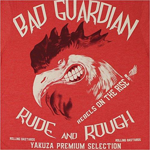 Yakuza Premium T-Shirt 2115 rot