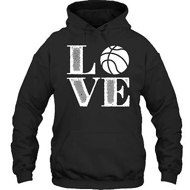 Amazon.com: Crazy Love Shirts Basketball Tee Shirt Design - Love ...