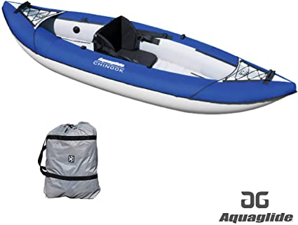Amazon.com: Chinook XP One Inflatable kayak: Sports & Outdoors