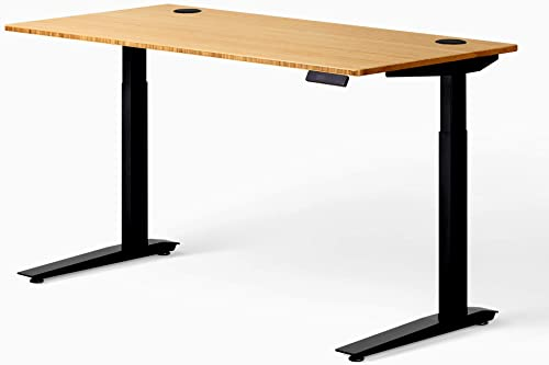 Fully Jarvis Standing Desk 60″ x 30″ Bamboo Top Review