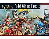 WARLORD GAMES PIKE & SHOTTE POLISH WINGED HUSSARS
