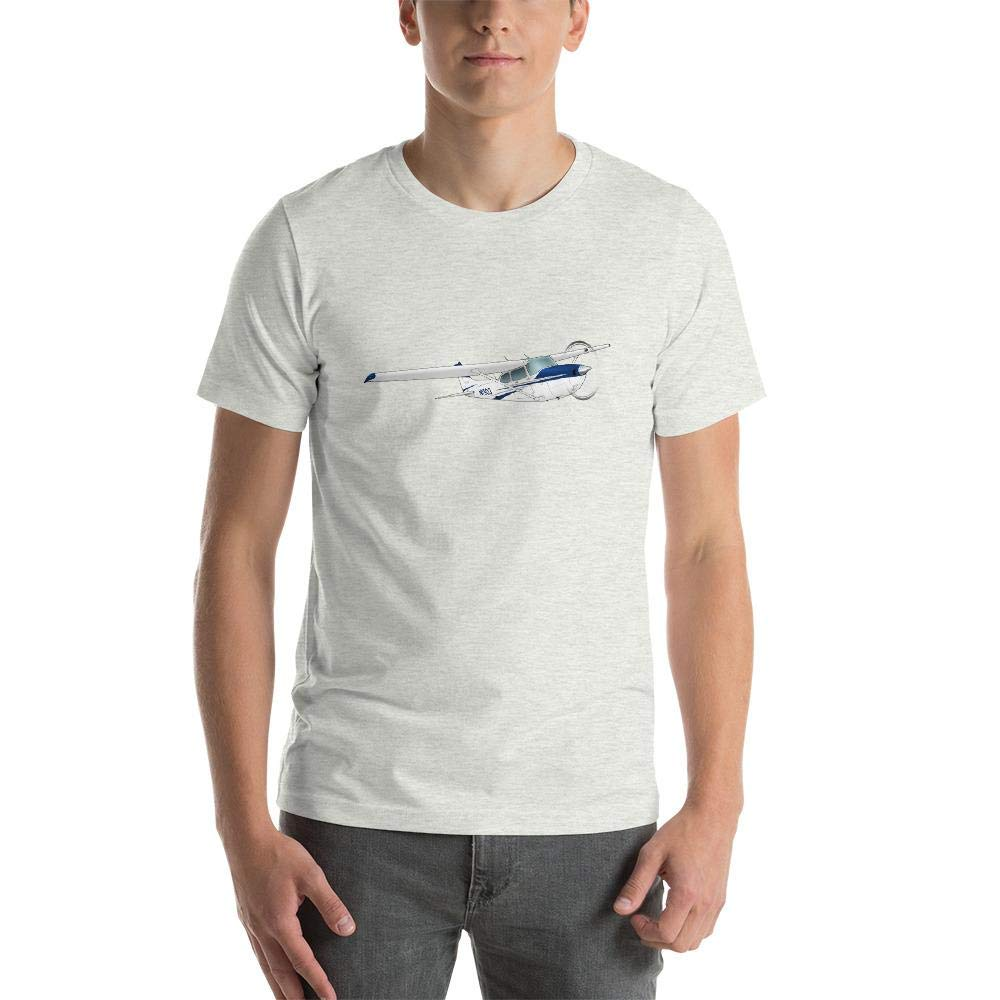 Personalized w//Your N# Flyboy Toys Airplane Design AIR35JJ1723LKC1JJI7-BS1 T-Shirt
