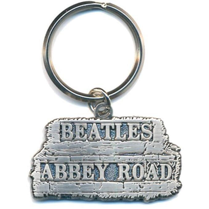 The Beatles Abbey Road Sign John Lennon llavero con licencia ...