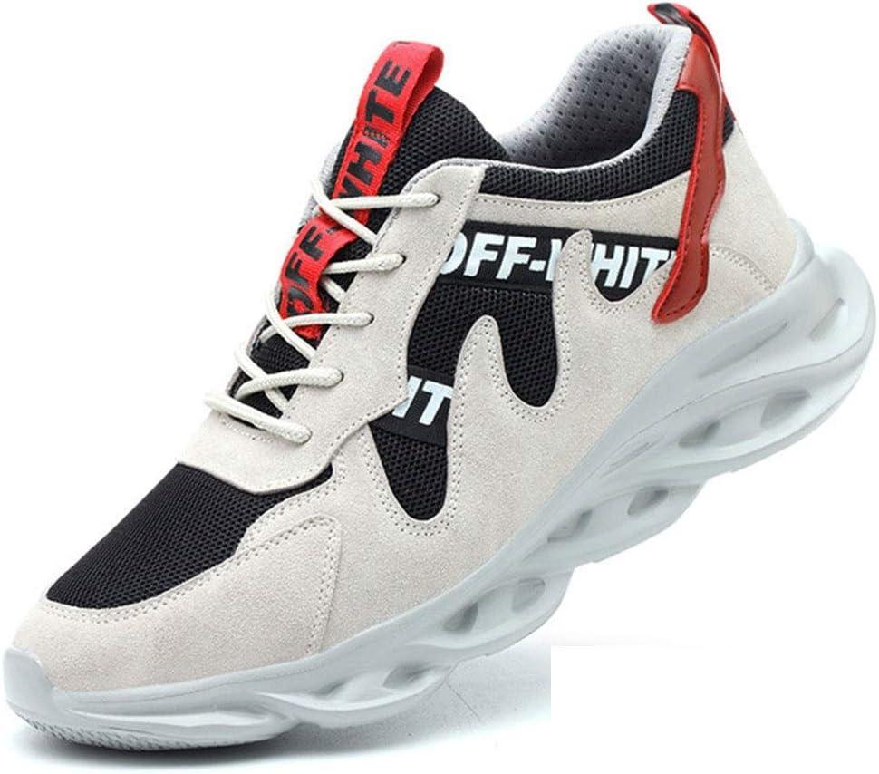 Steel Toe Shoes Men Women Lightweight