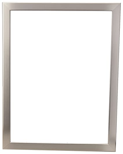 Amazon.com - ArtToFrames 16x21 inch Chrome Stainless Steel Picture ...