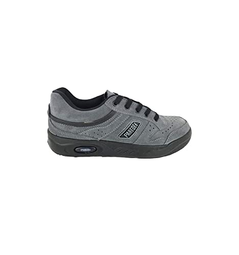 Paredes dp103 GR38 ecologico serraje trabajo zapatos O1 tamaño 38 gris