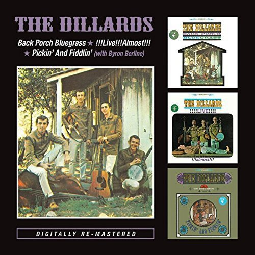 Dillards    Back Porch Bluegrass Live    Almost    Pickin And Fiddlin