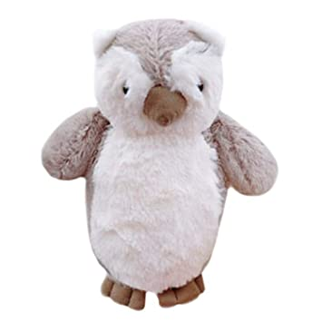 Amazon.com: Cojín de peluche con diseño de animales, suave ...