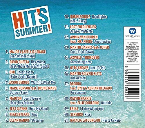 Various Artists - Hit's Summer 2015 - Amazon com Music