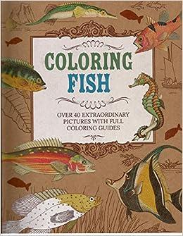 coloring fish diana vowles 9781785992063 amazon com books