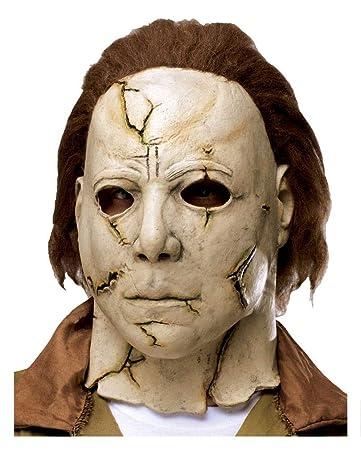 auf Füßen Bilder von bestbewertetes Original weltweit verkauft Michael Myers Maske Premium